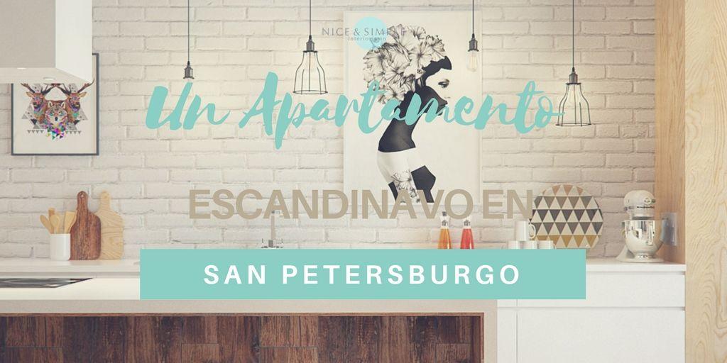 Un Apartamento Escandinavo En San Petersburgo