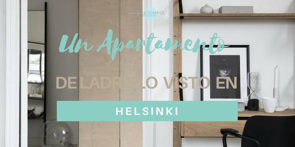 Un Apartamento de Ladrillo Visto En Helsinki
